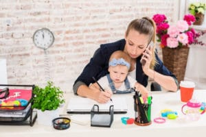 family business - flexible stay-at-home mom jobs